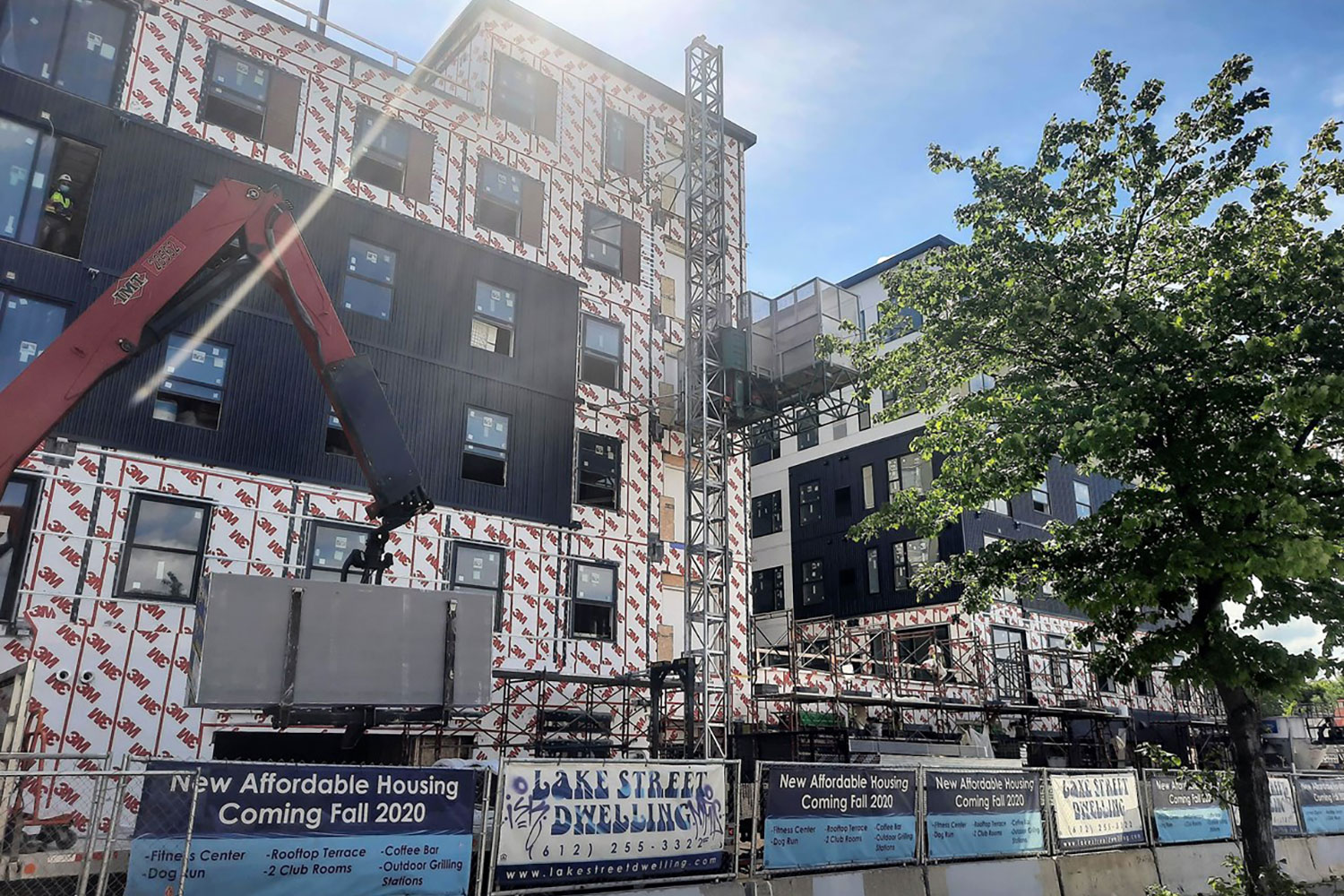 Lake Street Dwelling brings affordability to the heart of Uptown