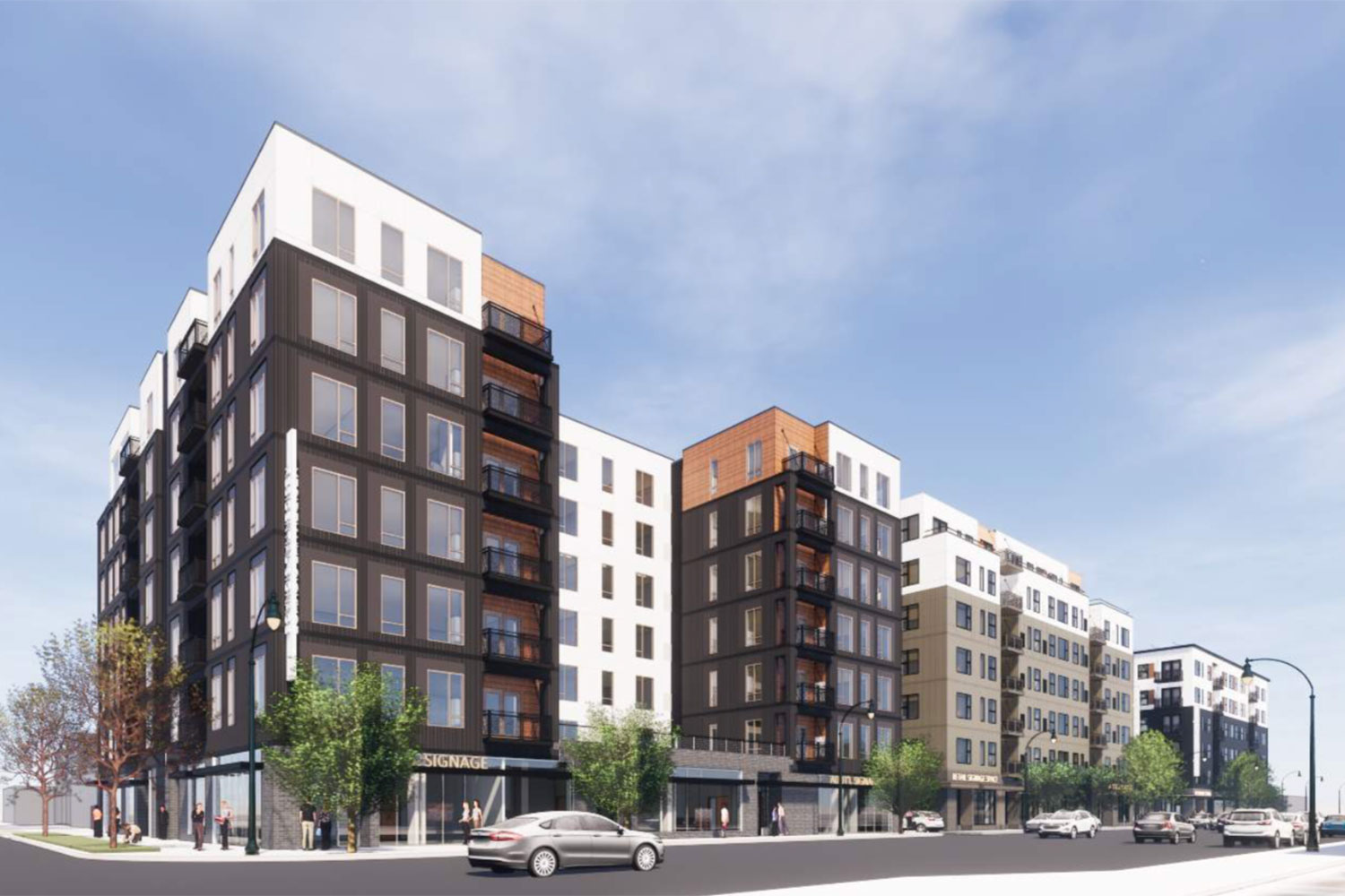 Retail requirement reversed for LynLake apartment
