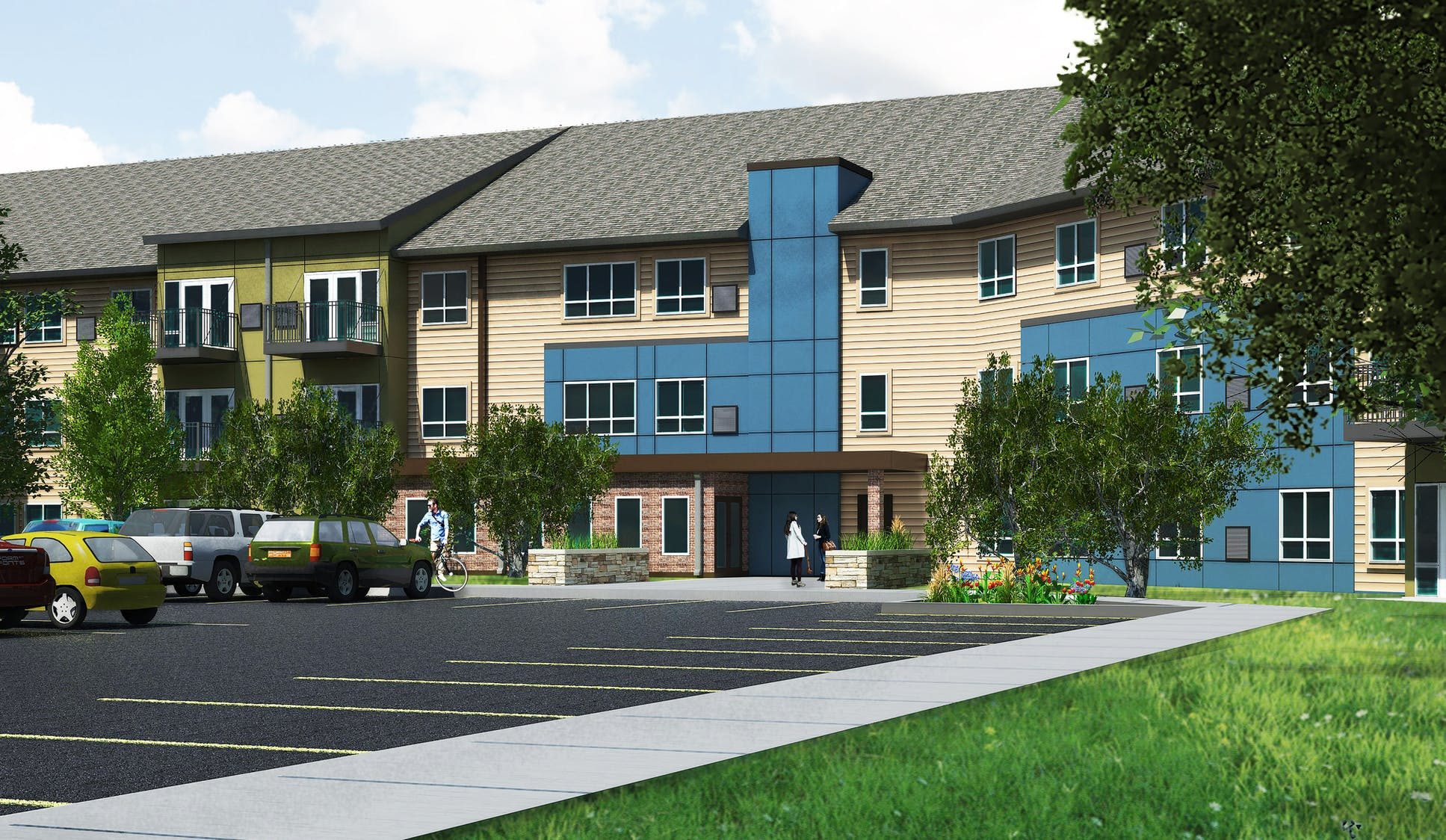East Side Apartments to bring more affordable housing to Dayton's Bluff