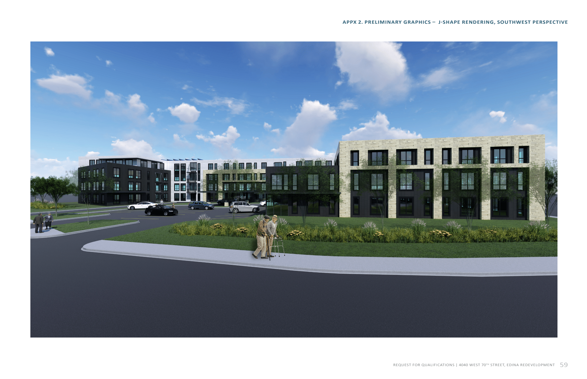 Lupe Development Partners and Ecumen selected for Edina affordable senior housing site