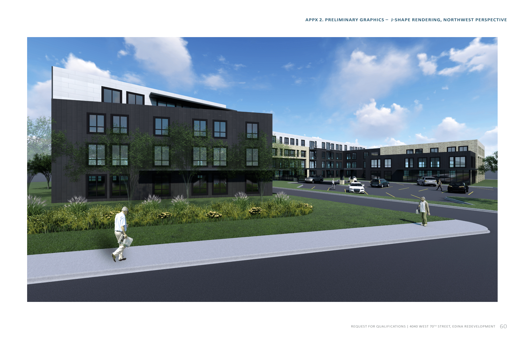 Affordable senior housing proposed near Southdale in Edina